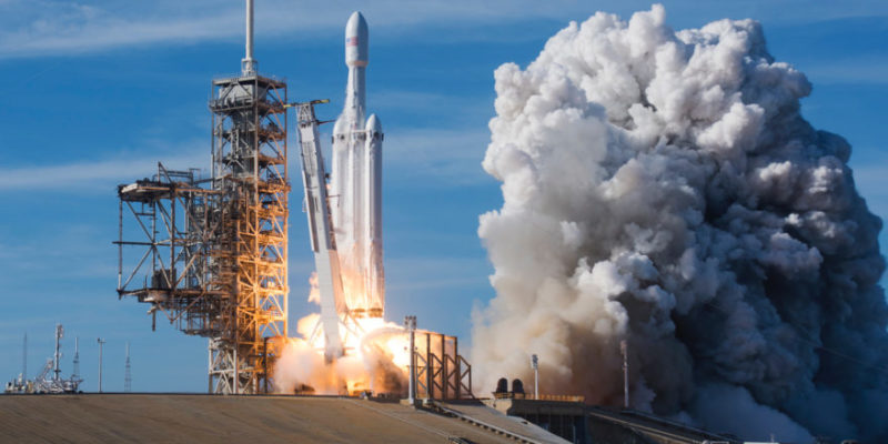 Space X to Launch Falcon Heavy: The beginning of a New Era