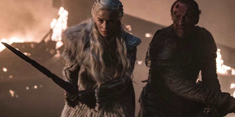 Game of Thrones Cast Responds to 'The Long Night' King Moment