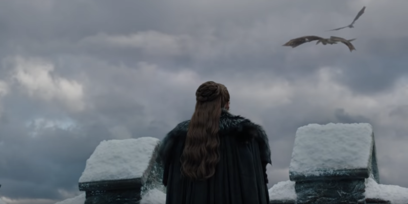 Game of Thrones Episode 4 Trailer Confirms Rhaegal Is Alive and Well