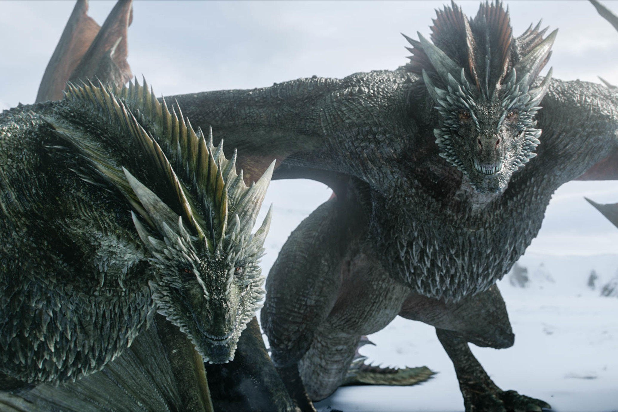 Game of Thrones Season 8 Episode 4 Trailer Confirms Rhaegal Is Alive and Well
