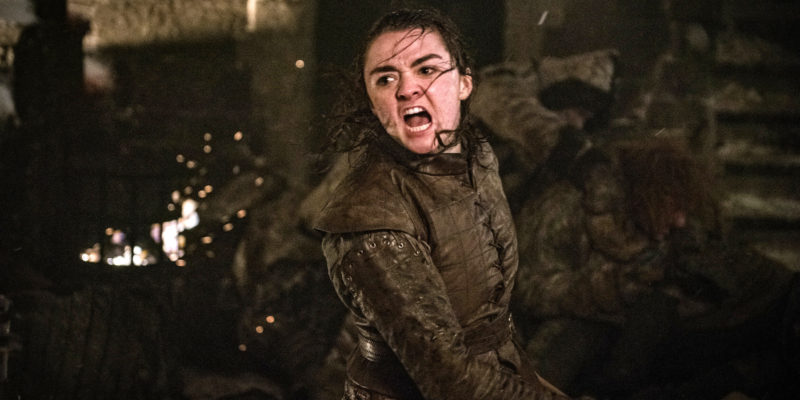 Game of Thrones: Maisie Williams on that Winterfell battle's surprise ending