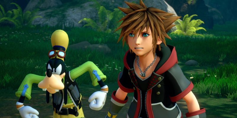 "Kingdom heart 3's new DLC ""REMIND"" announced"
