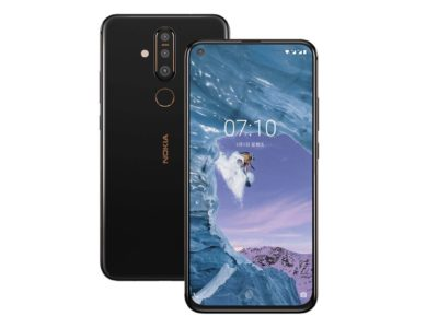 NOKIA X71 available for pre-orders in China.