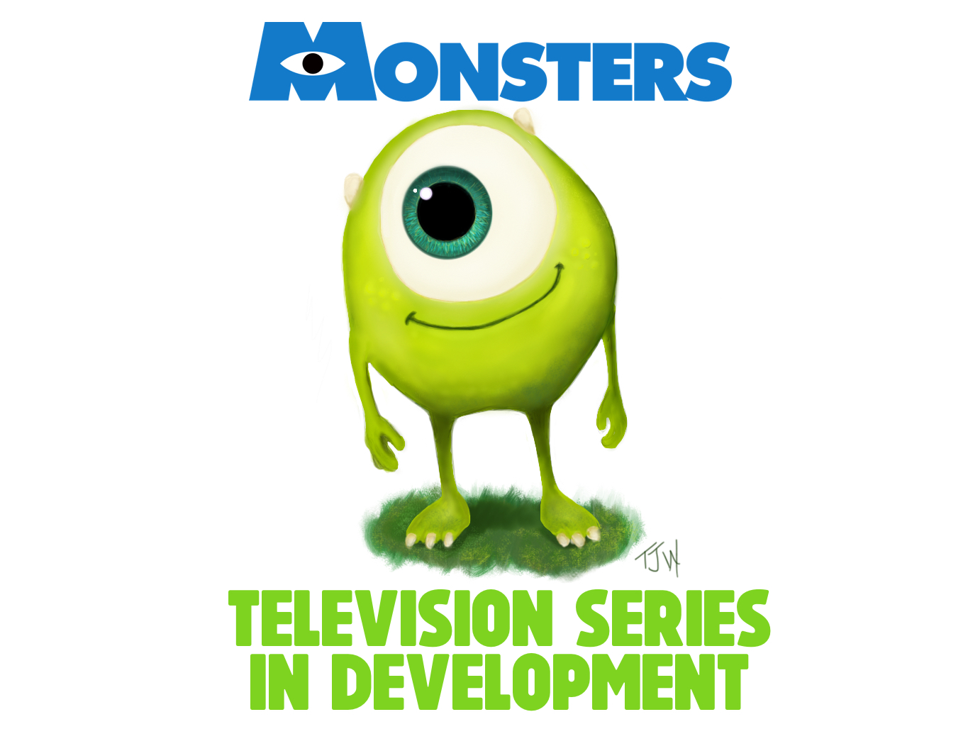 Get set for the commendable TV show from Monsters Inc. and laugh your heart out!