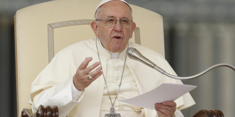 BREAKING: Pope Francis Donated $500k to Caravan Migrants Trying to Reach U.S.