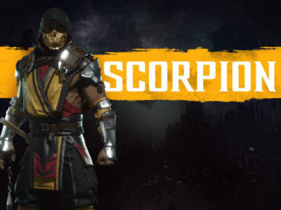 Origin of the Scorpion in Mortal Combat