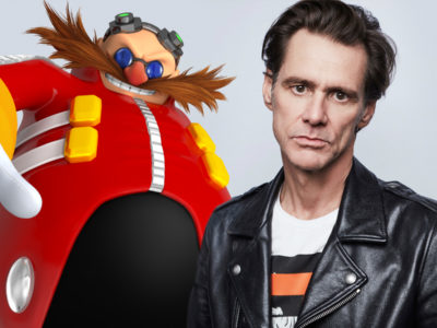 Sonic the Hedgehog Leak Reveals Jim Carrey as Robotnik
