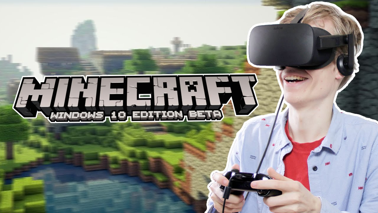 Youtuber plays Minecraft for 24 hours in VR