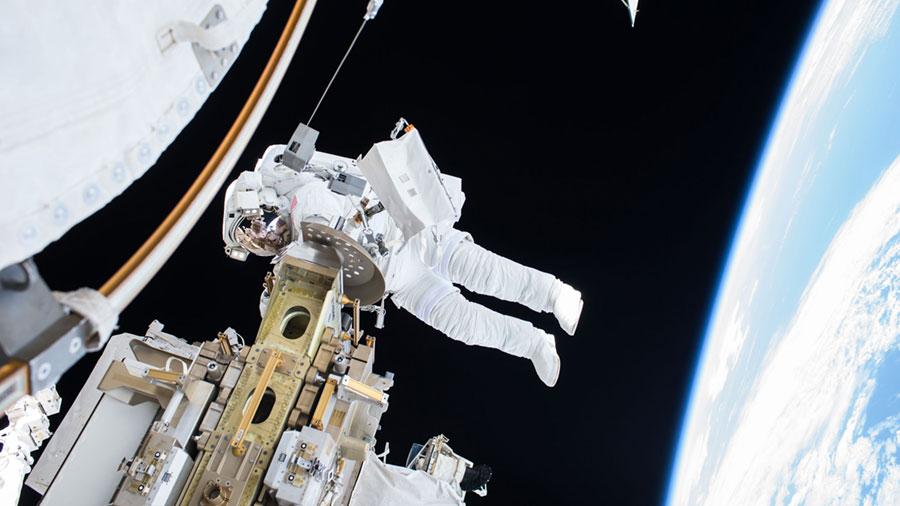 The Spacewalk of Monday is to be broadcasted on NASA TV
