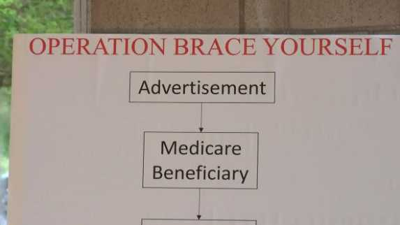 Feds take down $1 billion Medicare fraud scheme in 'Operation Brace Yourself'