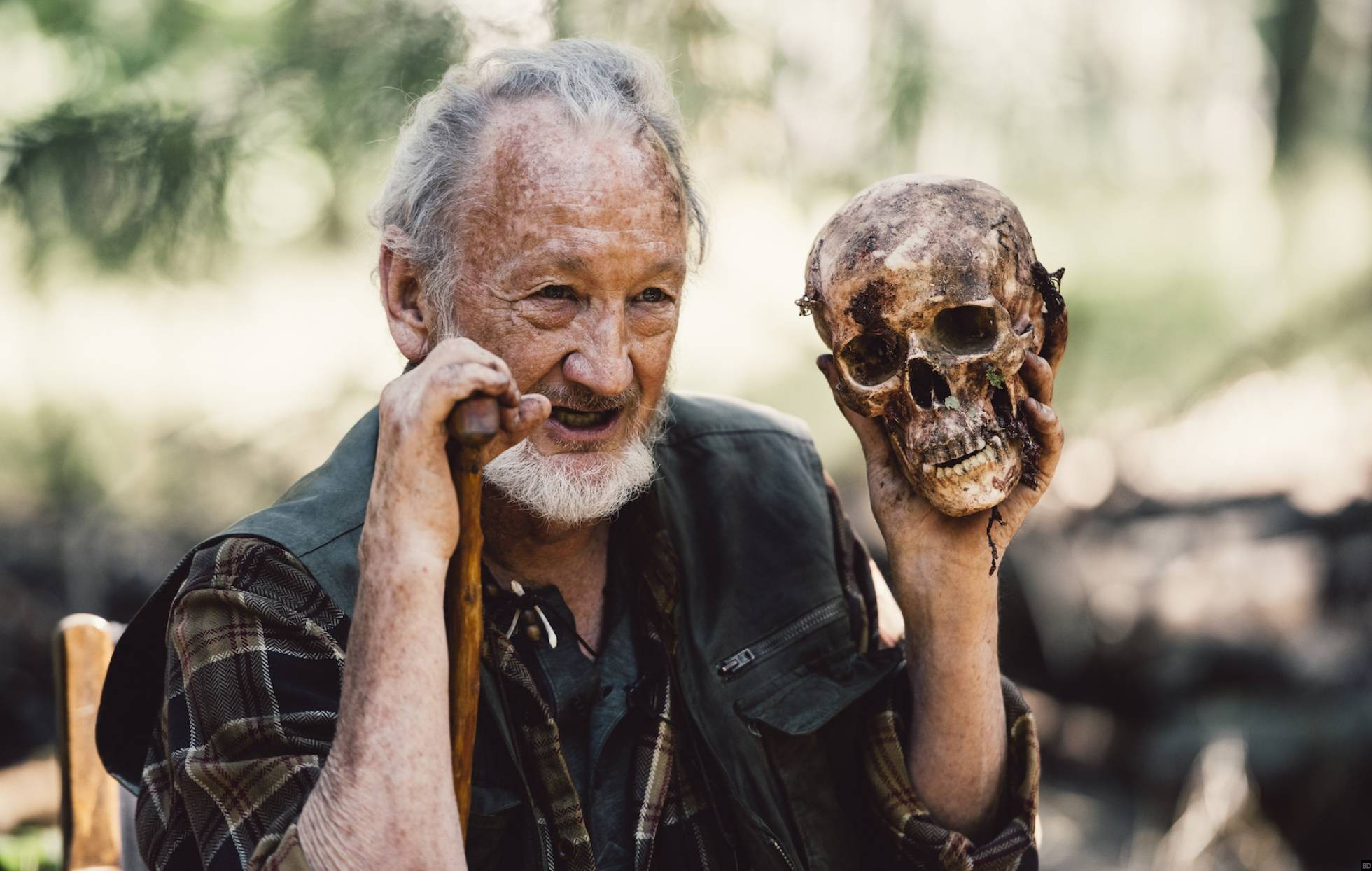 """Shadows of History"" Travel Channel's new series to be hosted by Robert Englund"