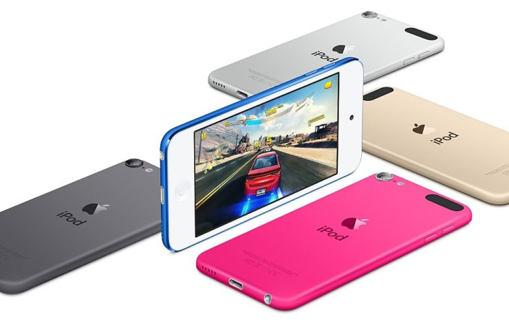 Apple iPod Touch: Release Date, Colours and Features