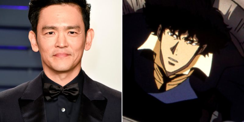 "John Cho Starring in Netflix's live-action as ""Cowboy Bebop"""