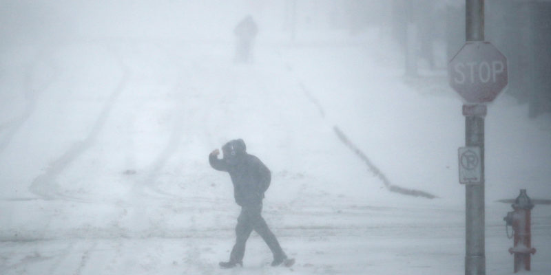 Winter Storm Wesley Prompts Blizzard Warnings in the Plains, Upper Midwest