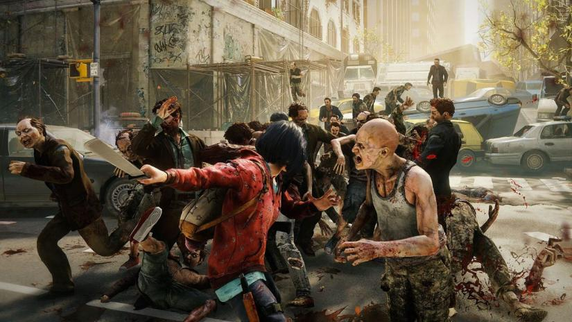 World War Z game, a new DLC to feature special zombie and special missions