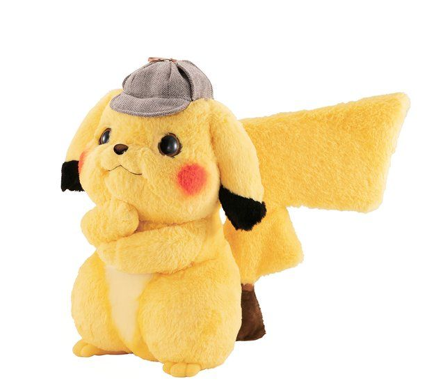 Our Favourite Cartoon Pikachu is here in Form of A Life Size Doll: Order soon, the Stock is Afresh