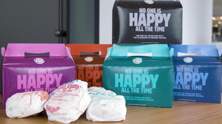 Unhappy Meal released by Burger King, and It just got real.