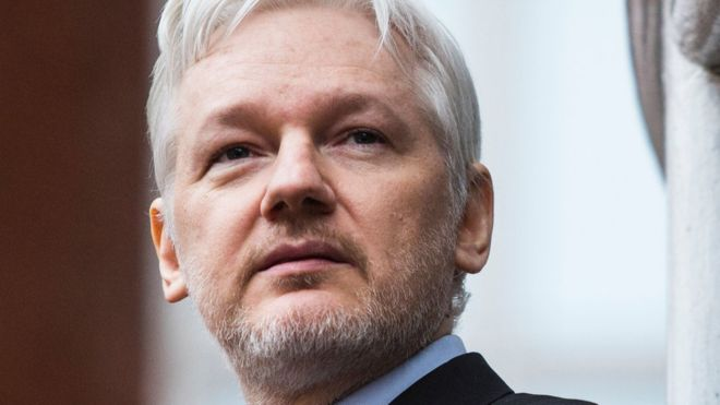 Julian Assange Tortured with Psychotropic Drug