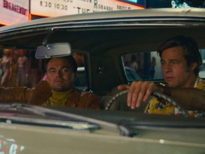Once Upon a Time in Hollywood, Cannes Film Review of Quentin Tarantino