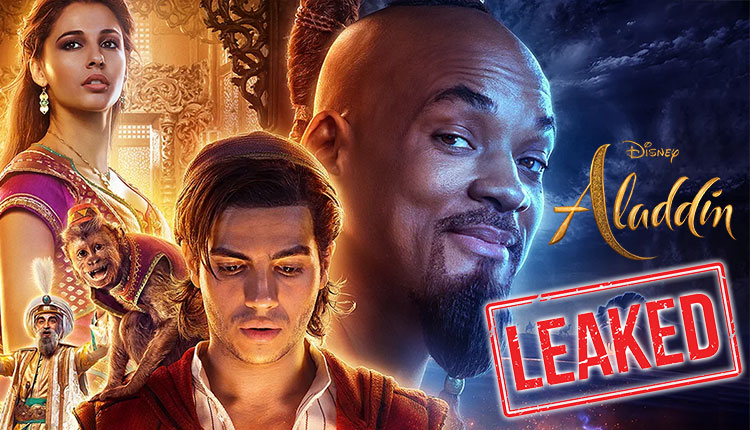 Aladdin Will Smith Starrer Leaks, TamilRockers Does It Again