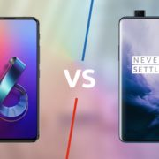 Is Asus Zenfone 6 better than OnePlus 7?