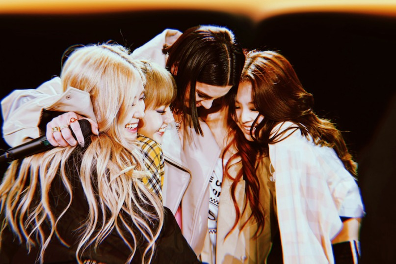 Blackpink and Dua Lipa Surprised With Live Performance of 'Kiss and Make Up': Watch