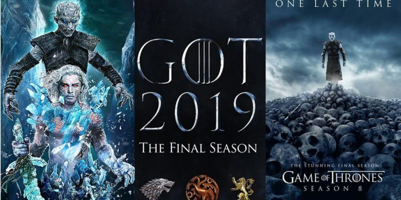 Can't keep calm because Game Of Thrones season 8 is here