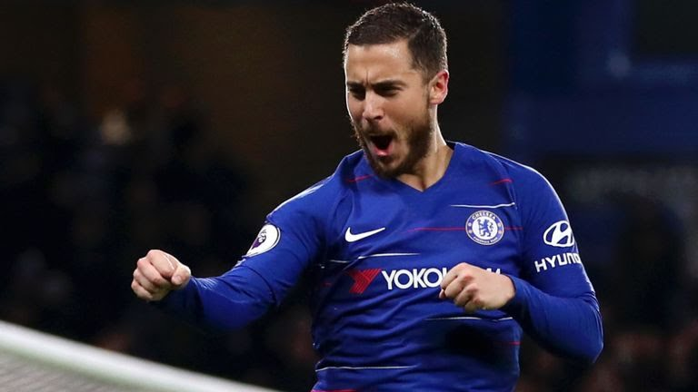 Real Madrid to sign Eden Hazard from Chelsea