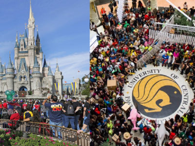 Disney World to pay College Tuition for Employees