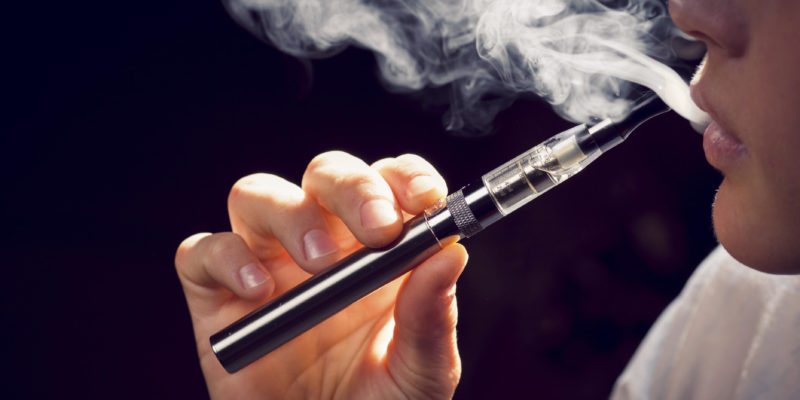 E-cigarette flavorings could be dangerous to your heart