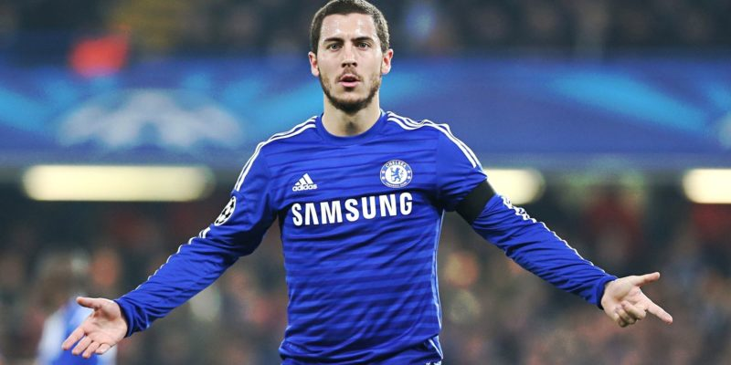 Eden Hazard to sign a deal with Real Madrid