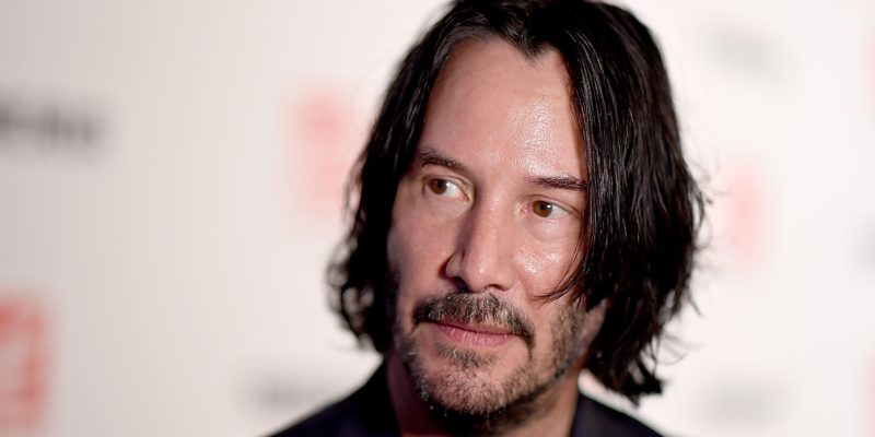 John Wick Star Keanu Reeves Admits that He is the Lonely Guy