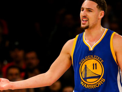 Klay Thompson ahead of Dwayne Wade on Gabrielle Union's All NBA list