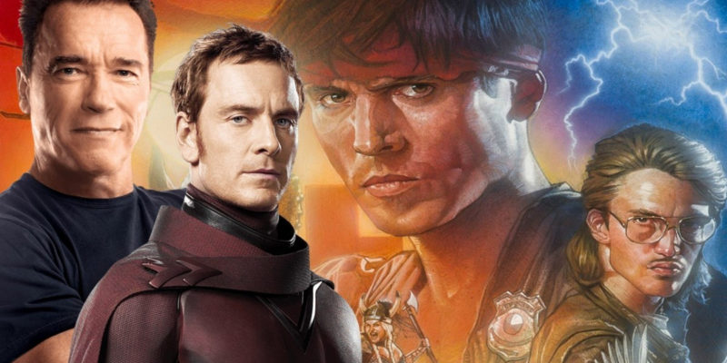 Kung Fury 2 is going to star Arnold Schwarzenegger and Michael Fassbender