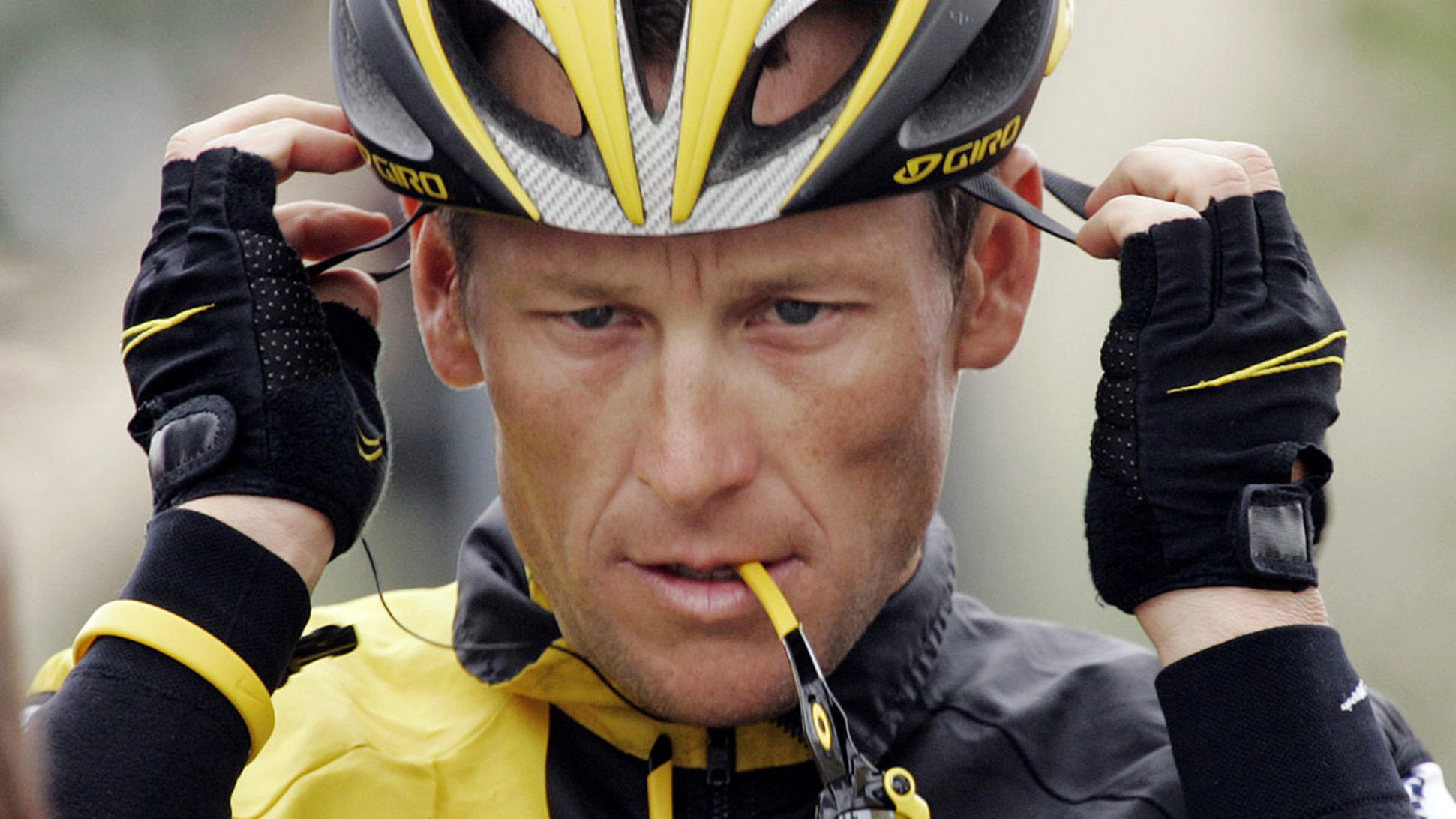 Lance Armstrong thinks doping is 'OK'
