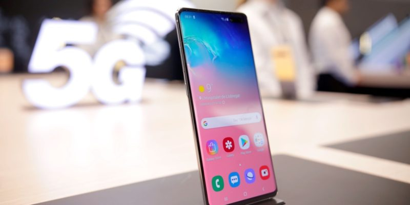 Samsung Galaxy S10 Available for Pre-Order and New Cities to Get 5G Network