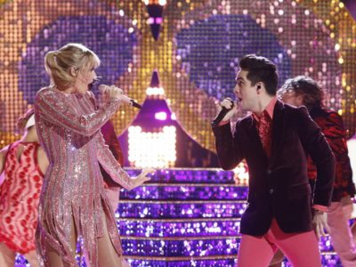 """Taylor Swift's Performance on The Voice Finale Totally Redefines the """"Butterfly Effect"""""""