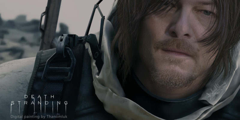 The 9-minute trailer reveals the release date of 'Death Stranding'
