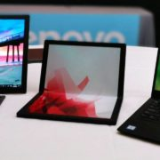Thinkbook the new sub-brand of Lenovo of Foldable PC