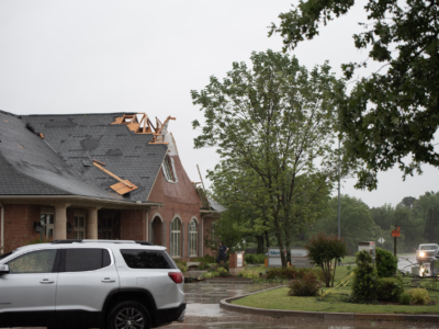 Jefferson City Tears up with Extensive Damage due to Tornado