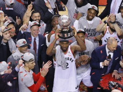 Toronto Raptors down Milwaukee Bucks, reach first ever NBA final