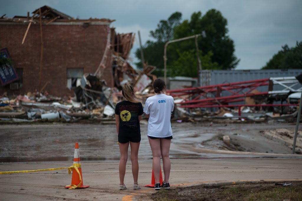 The Okhlahoma Tornado has Shaken People To the Core: 3 Deaths and Fatalities Reported