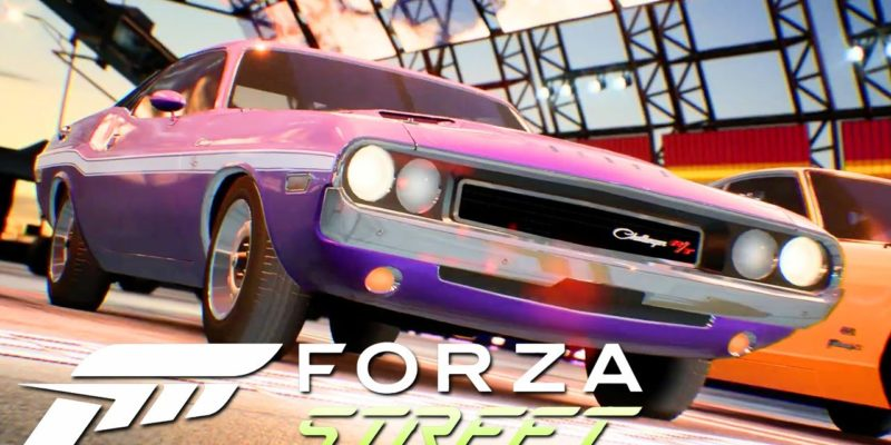 Windows 10: Forza street available now