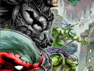 Batman vs Teenage Mutant Ninja Turtles movie review