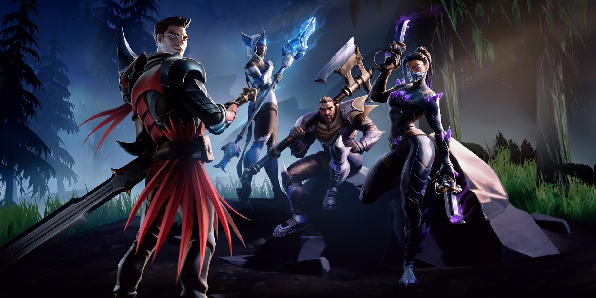 Dauntless- Console Trailer For PS4 is Finally Released!