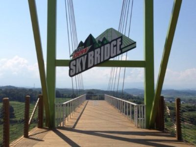 Skybridge in US Opens in Tennessee Next Month