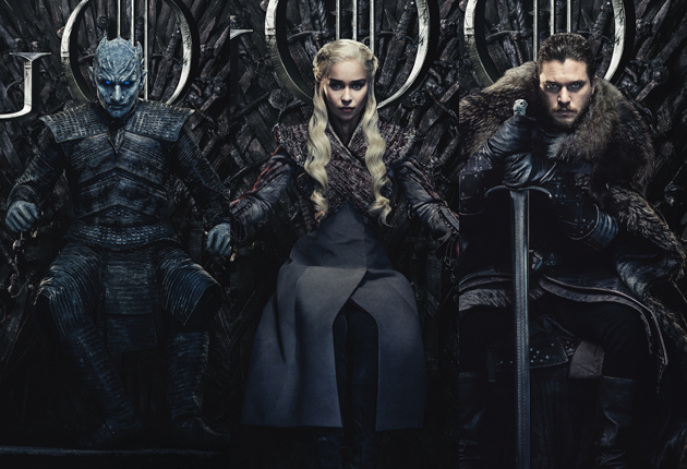Game of Thrones s8 e6