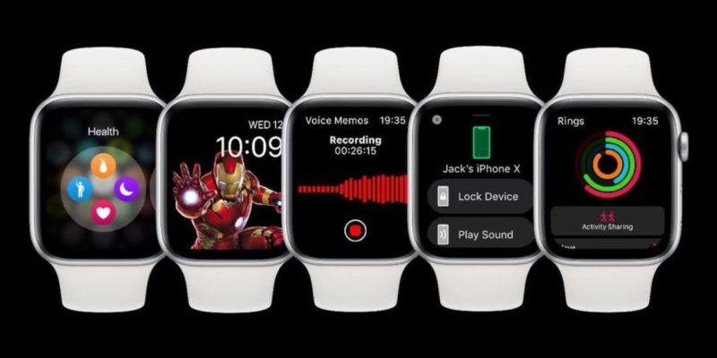 Apple releases Watch OS 6 with new exciting features!