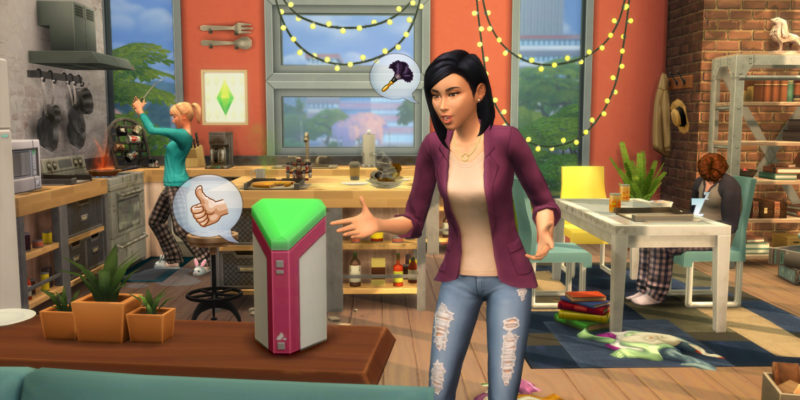 Sims 4 is Available for Free till 28th May, Get your Hands on It