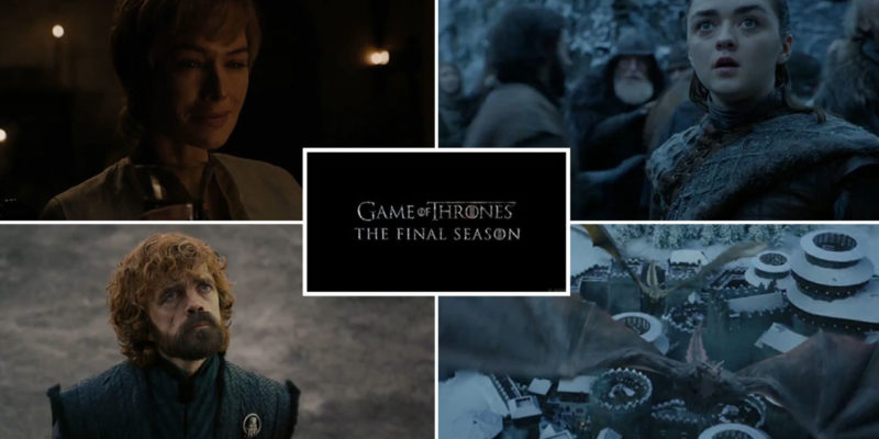 Preview released for the episode 5 of the 8th season of Game of Thrones
